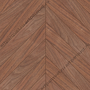 Chevron, Walnut